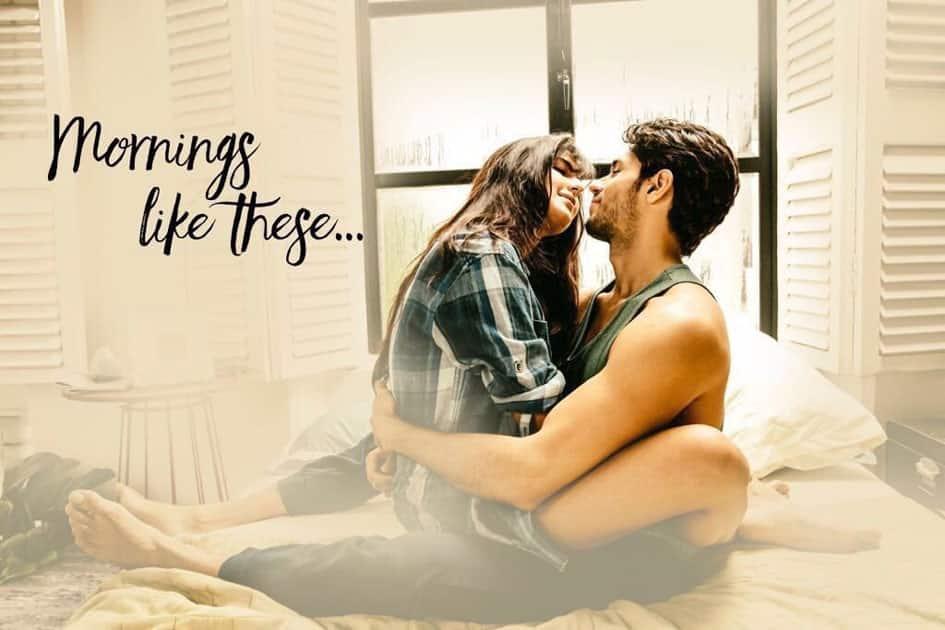 BaarBaarDekho love moments- Sidharth Malhotra
