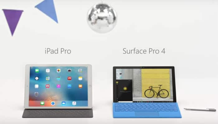 Microsoft makes fun of the Apple iPad –Check out video