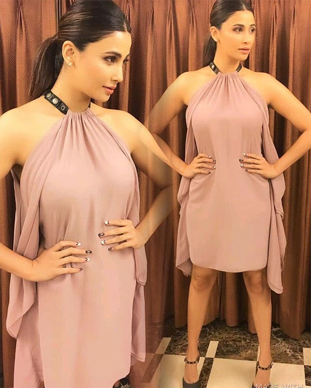 daisy shah :-  #Diesel Dresses are just amaze