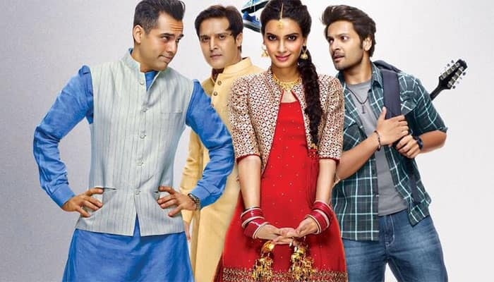 'Happy Bhag Jayegi' movie review: A light-hearted, feel-good film