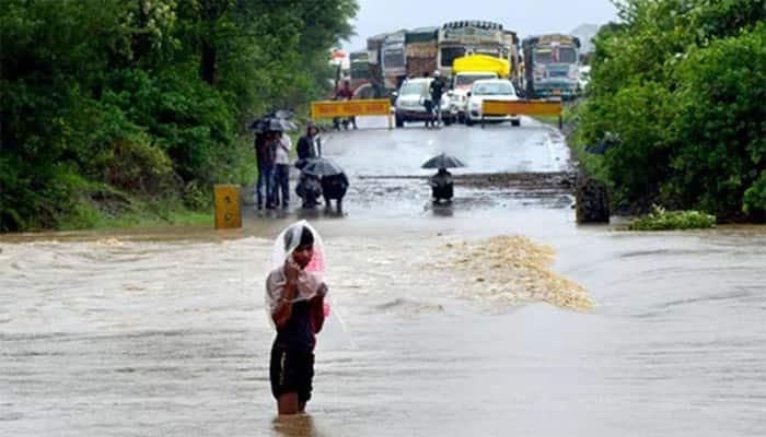 Floods hit life in Vindhya, Bundelkhand regions