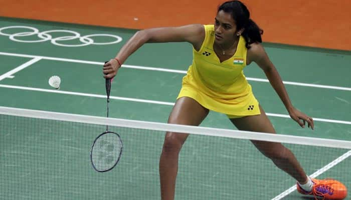 PV Sindhu top searched Indian athlete in Google India
