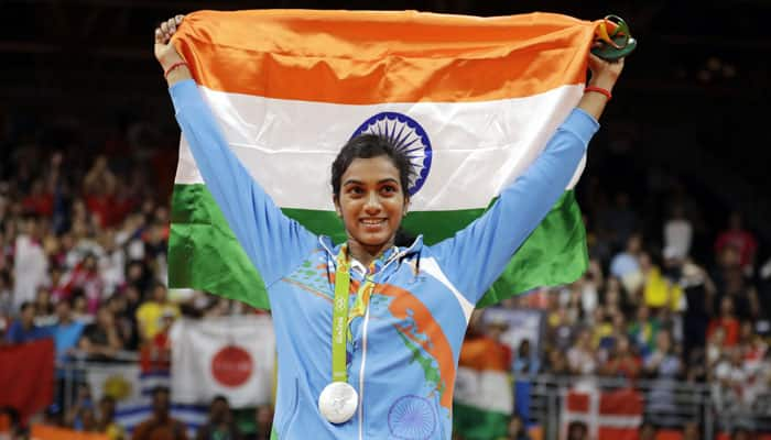 Valiant PV Sindhu loses to Carolina Marin in three games, settles for silver at Rio Olympics