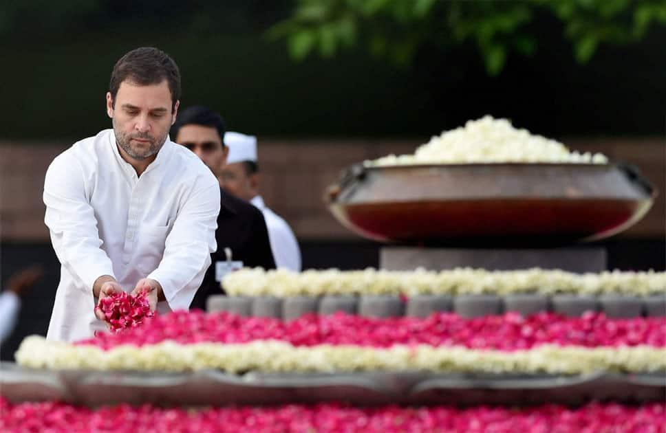Rajiv Gandhi's Birth Anniversary