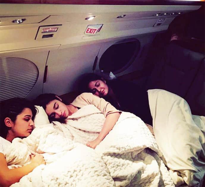 Girls who dance together, sleep together!- Parineeti Chopra