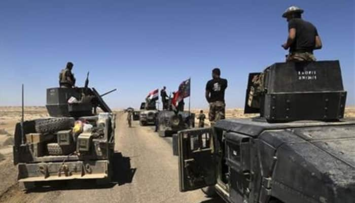 70,000 civilians trapped by IS in Iraq