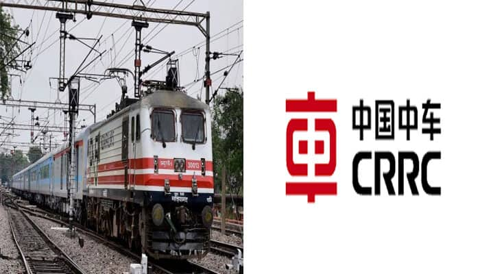 China's high speed train maker launches operation in India