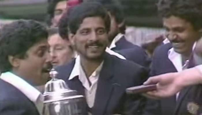 VIDEO: 1983 World Cup — India's greatest sporting moment