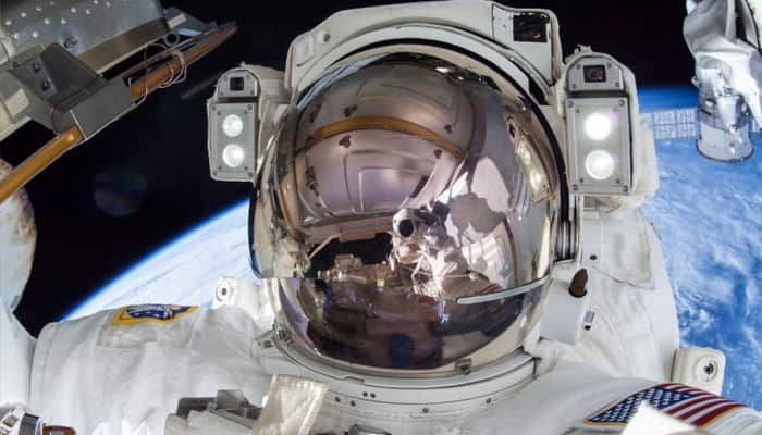 NASA astronauts successfully install new docking ports at ISS
