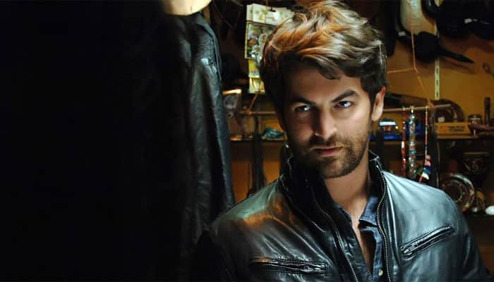 "Portraying negative role ""sharpens my axe slightly more"": Neil Nitin Mukesh"