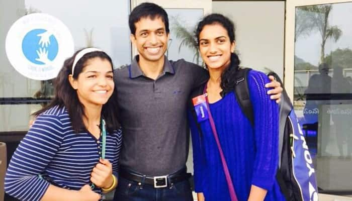 On Sakshi Malik, PV Sindhu's feats: Hats off to women for saving our respect in front of whole world, says Pullela Gopichand