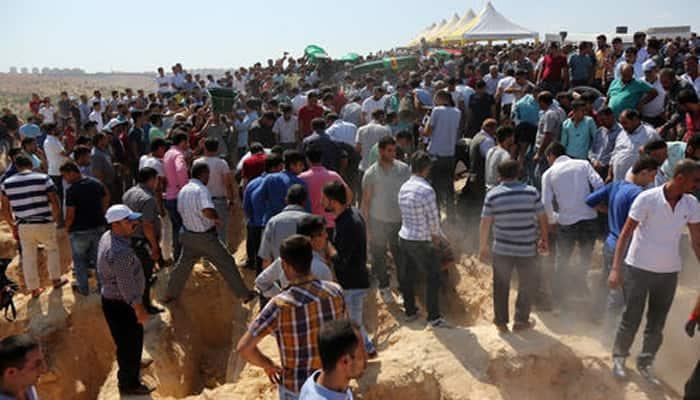 Turkey wedding attack victims mostly children