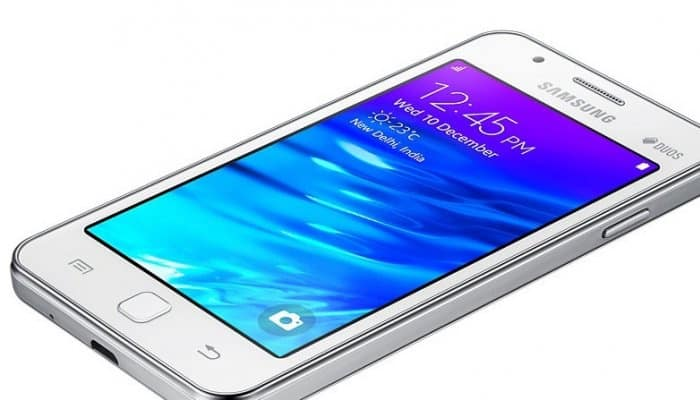 Samsung launches Tizen OS-based Z2 smartphone for Rs 4,590