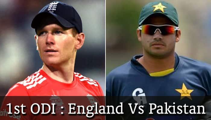 England vs Pakistan, 1st ODI: Pak Innings — As it happened...