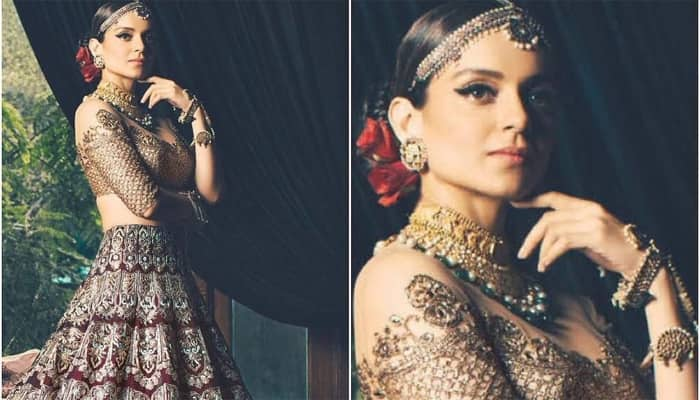 Kangana Ranaut a true fashion chameleon: Tarun Tahiliani