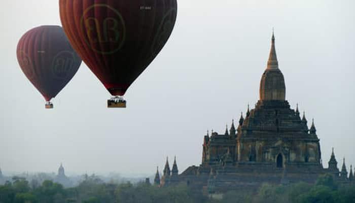 Powerful 6.8 magnitude quake damages Myanmar`s famed Bagan temples: Police