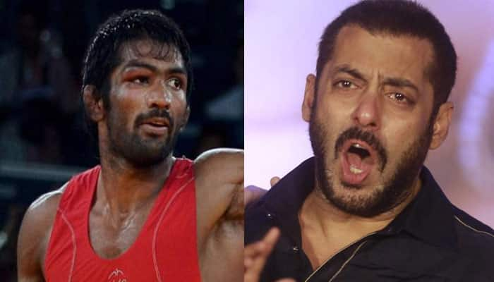 Salman Khan's fan trolled, criticised Yogeshwar Dutt after he was out of Olympics. Here's his FITTING reply