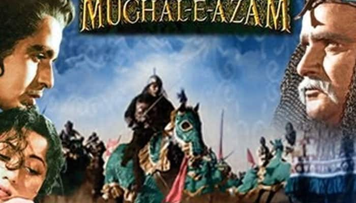 Wow! UP govt to set up theme park on K Asif's magnum opus 'Mughal-e-Azam' in Etawah