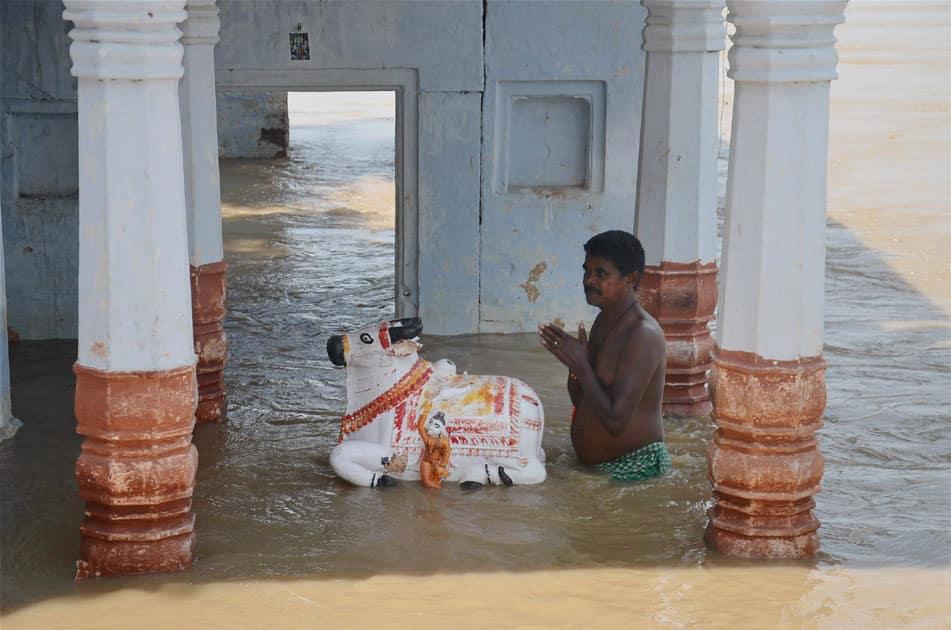 Flood in Mirzapur