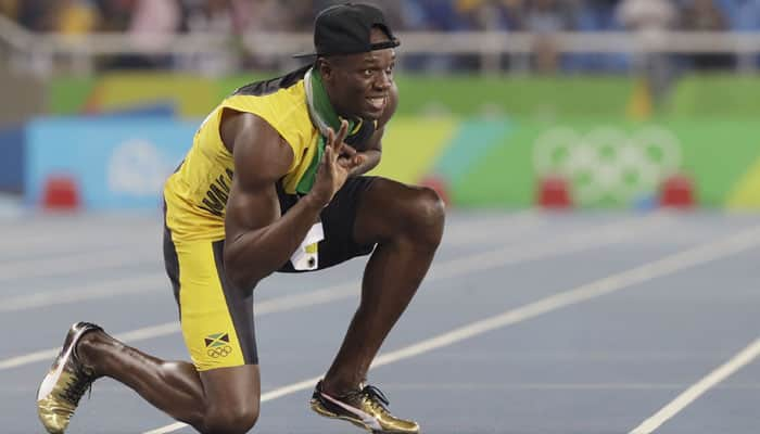 Triple treble: How Usain Bolt stormed to another set of gold medals at Rio Olympics – VIDEO