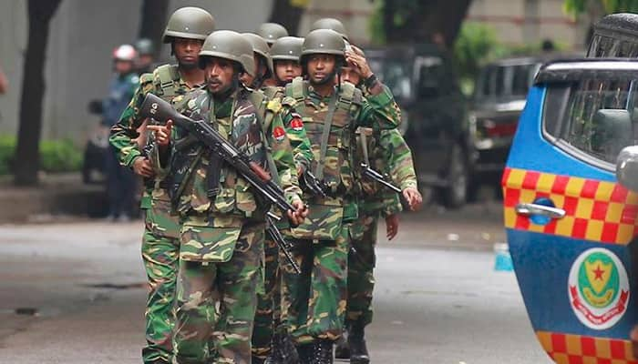Dhaka cafe attack mastermind, 2 others gunned down in police encounter