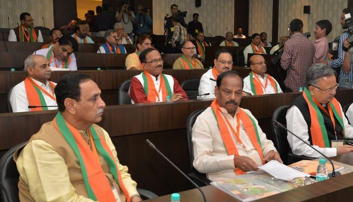 PM Modi, Amit Shah to address CMs of BJP-ruled states