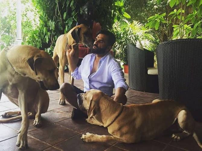 They speak to me because I listen.- Suniel Shetty