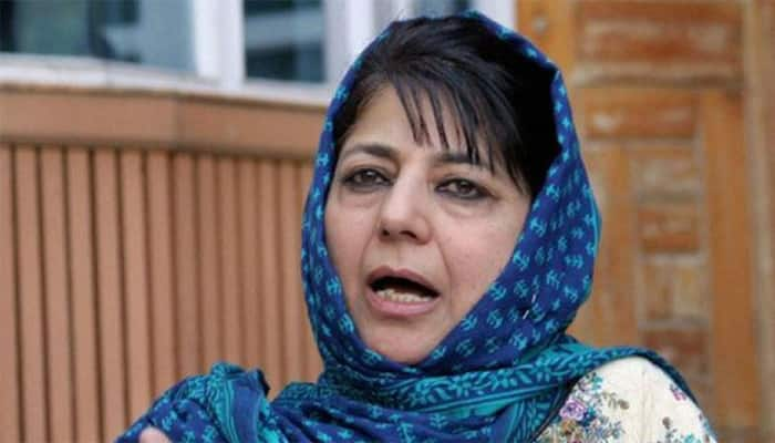 If Kashmir issue is not resolved under Modi, it will never be resolved: Mehbooba