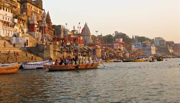 From Kanpur to Varanasi in 10 days: 11-year-old Shraddha Shukla attempts 550 km swim in raging Ganga
