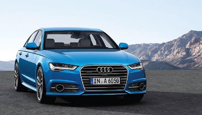 Petrol-powered Audi A6 Matrix launched at Rs 52.75 lakh