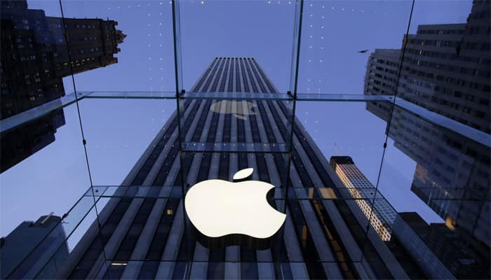 EU hits Apple with record 13 billion euro Irish tax bill