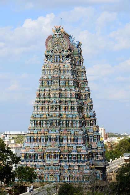Meenakshi Sundareswarar, Madurai