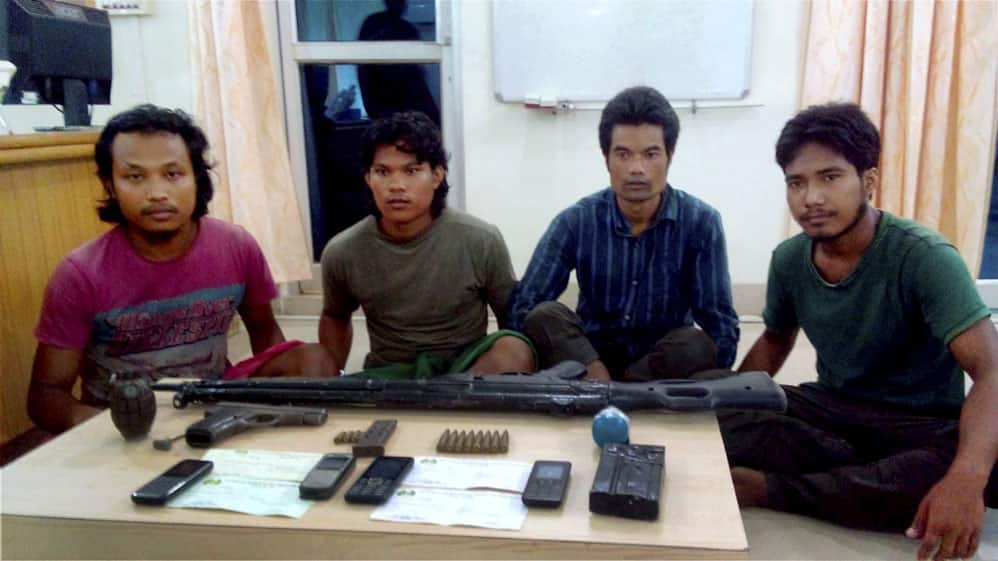 NDFB(S) cadres arrested