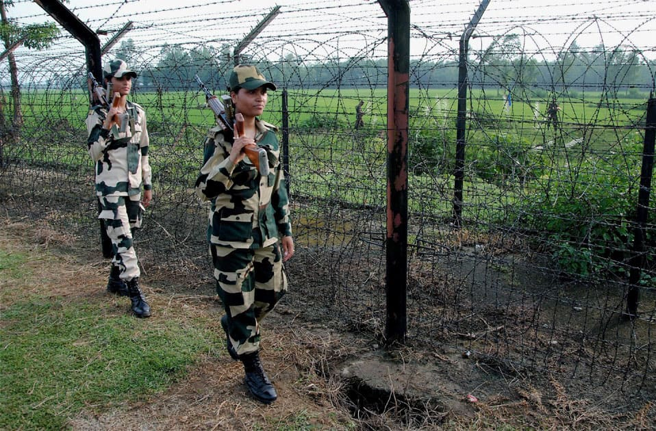 Security in Dhubri
