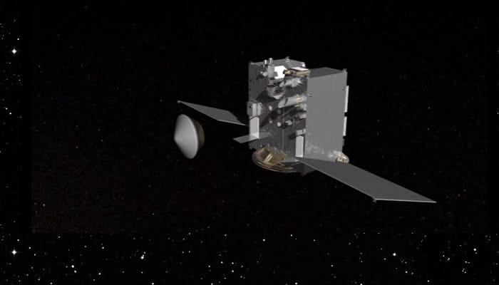 NASA's OSIRIS-REx spacecraft poised for sampling run to asteroid Bennu!(Watch trailer)