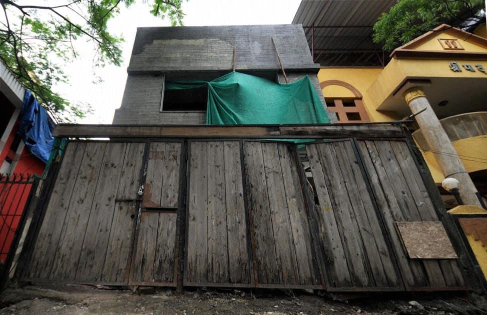 Residence of comedian Kapil Sharma