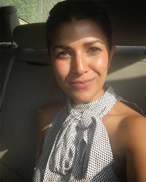 Capital kind of sun sister time comin' up !!- Nimrat Kaur