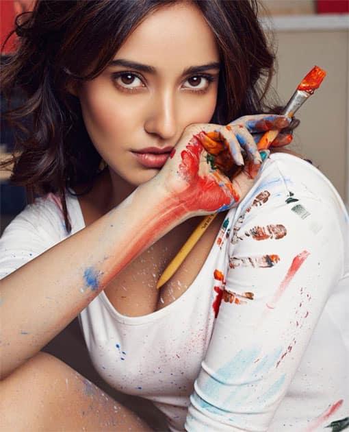 One more lovely click- Neha sharma