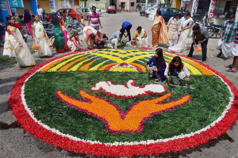 Onam Festival in Bhopal