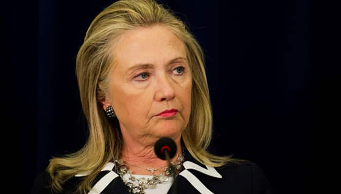 Hillary Clinton has pneumonia, was dehydrated at 9/11 event: Doctor
