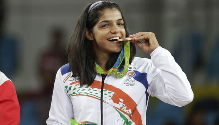 Rio bronze medalist Sakshi Malik enters top-5 in world rankings