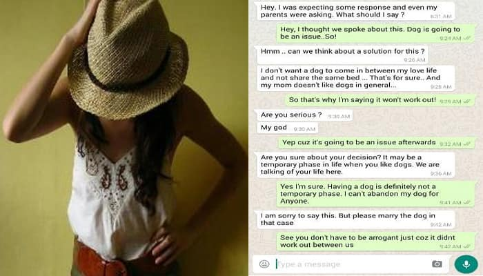 GOING VIRAL! This Bengaluru girl rejected a prospective