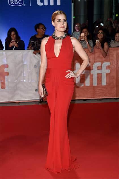 Actress Amy Adams