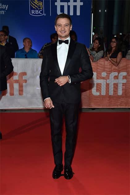 Actor Jeremy Renner
