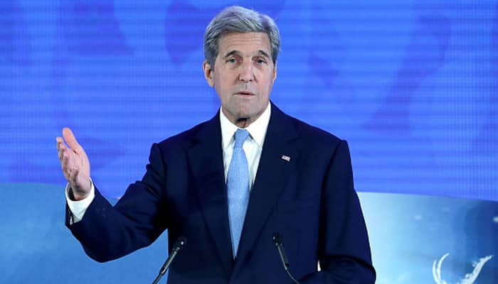 John Kerry demands Russia, Syria ground warplanes to salvage ceasefire