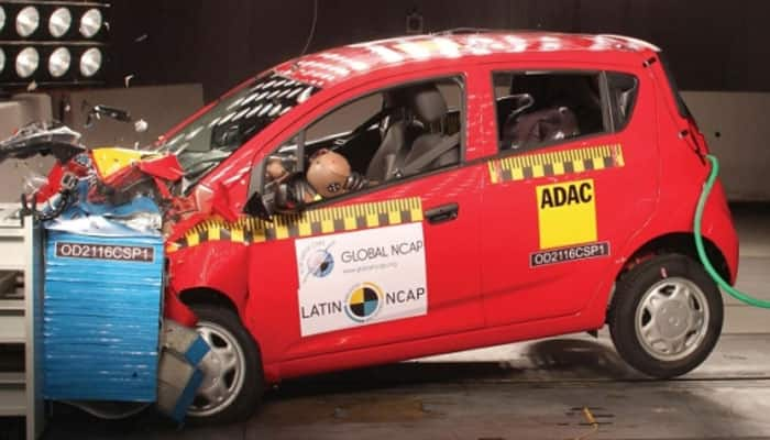 After Kwid And Mobilio Chevrolet Beat Scores A Zero In Car Crash
