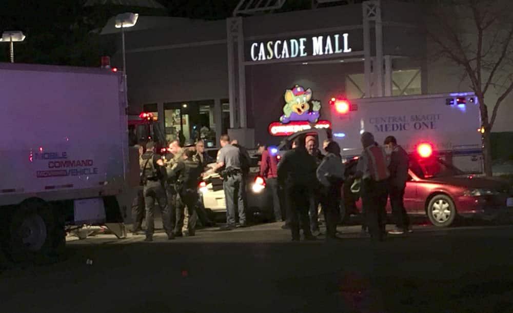 Several people shot