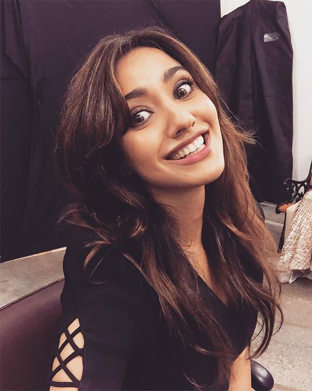 neha sharma :- Goodnight lovelies.
