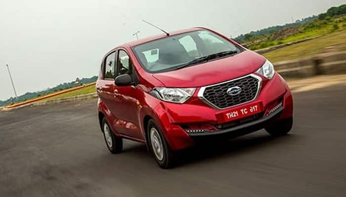 Datsun redi-GO Sport limited edition to be launched in India today  Auto News News