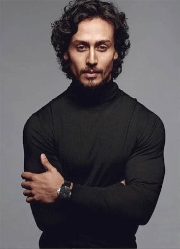 tiger jackie shroff :- Thank you @gqindia! #grateful #gqawards #youthicon2016